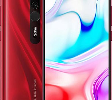 Xiaomi Redmi 8 PNG Free