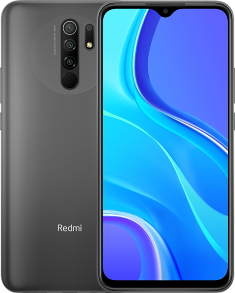 Xiaomi Redmi 9 Prime PNG Free