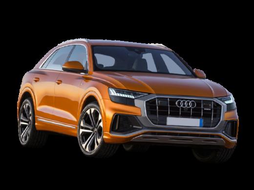 Audi Q8 2021 PNG Free