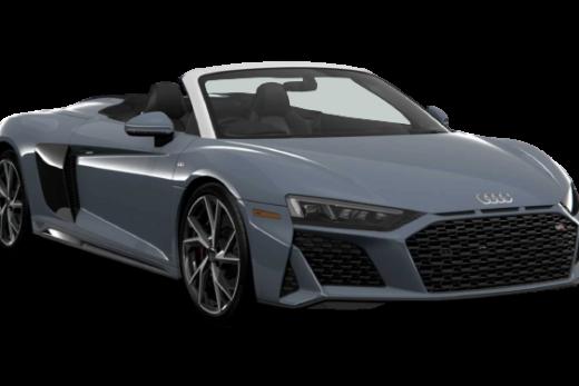Audi R8 2021 PNG Free