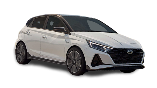 Hyundai i20 N Line 2021 PNG Free