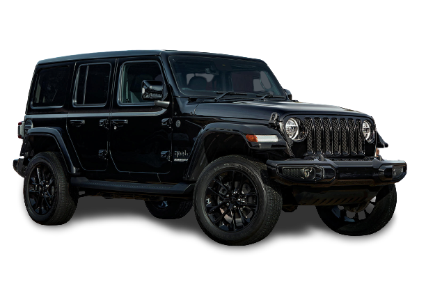 Jeep Wrangler 2021 PNG Free