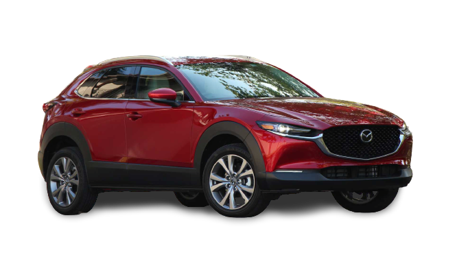 Mazda CX-30 2021 PNG Free