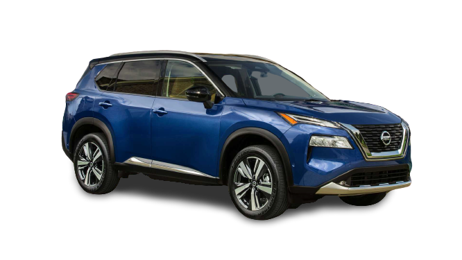 Nissan Rogue 2021 PNG Free
