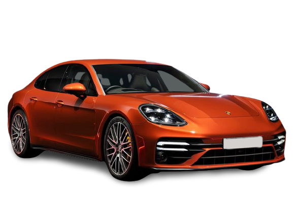 Porsche Panamera 2021 PNG Free