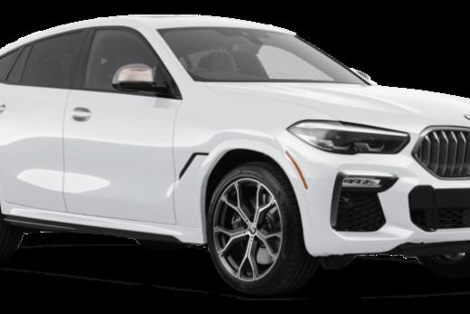 BMW X6 2020 PNG Free
