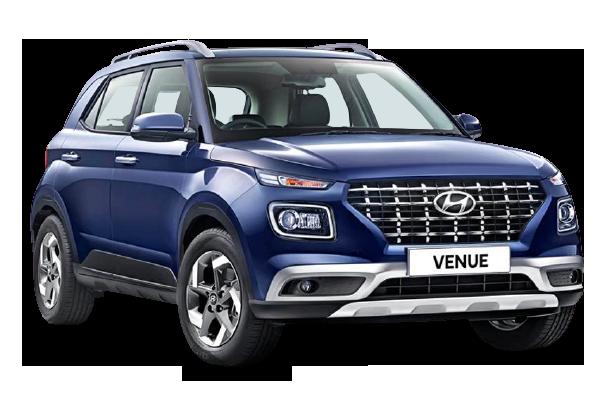 Hyundai Venue PNG Free