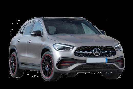 Mercedes Benz GLA 2021 PNG Free