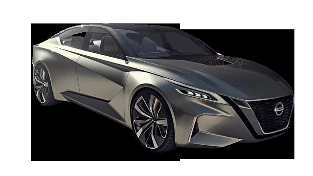 Nissan Maxima 2021 PNG Free