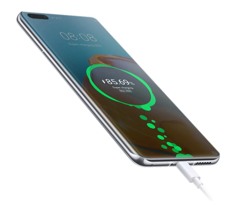 Huawei P40 PNG Free