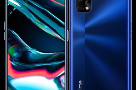 Realme 7 Pro PNG Free