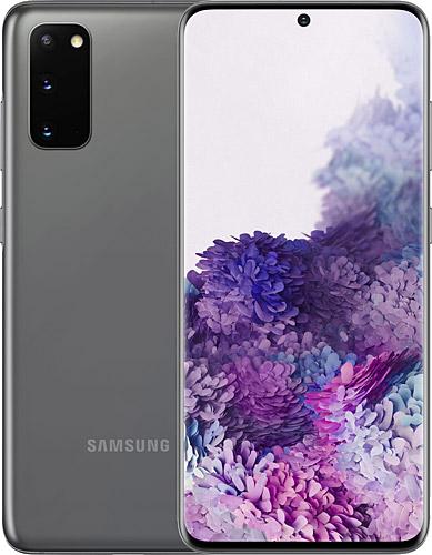 Samsung Galaxy S20 PNG Free