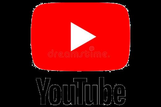YouTube Logo PNG Free