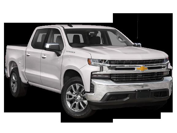 Chevrolet Silverado 2021 PNG Free