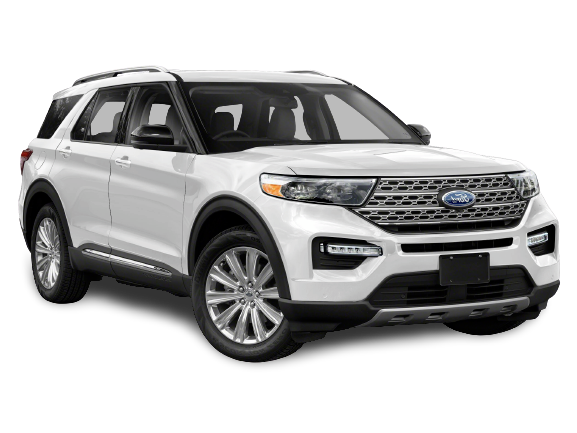 Ford Explorer 2021 PNG Free