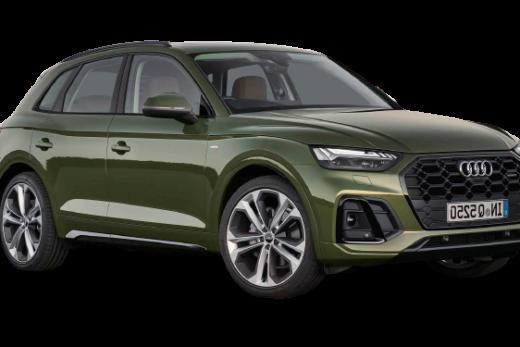 Audi Debuts Q5 2021 PNG Free