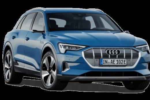 Audi E-Tron PNG Free