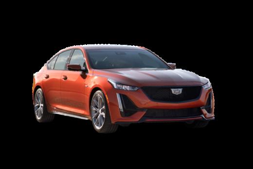 Cadillac CT4 2021 PNG Free