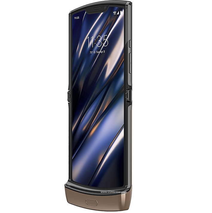 Motorola Razr 5G PNG Free