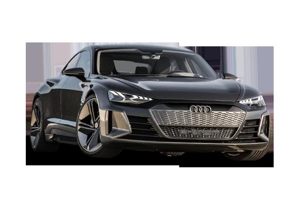 Audi E Tron GT 2021 PNG Free