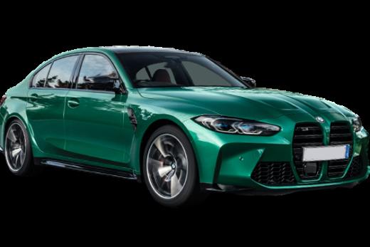 BMW M3 2021 PNG Free