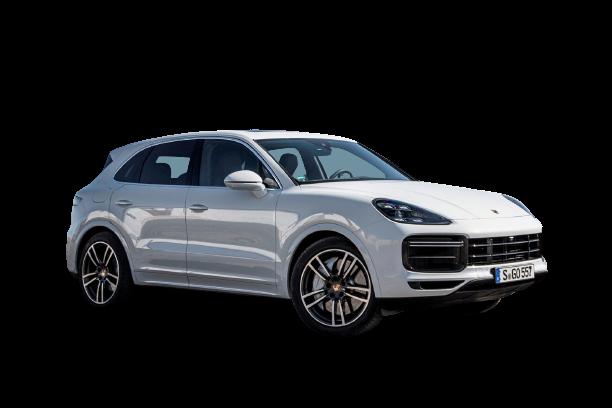 2021 Porsche Cayenne PNG Free