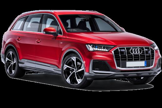 Audi SQ7 2020 PNG Free