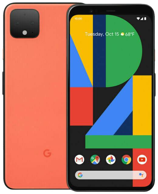 Google Pixel 4 XL PNG Free