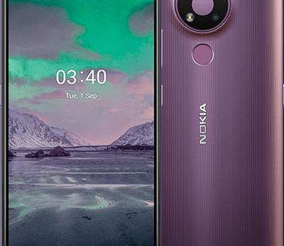 Nokia 3.4 PNG Free
