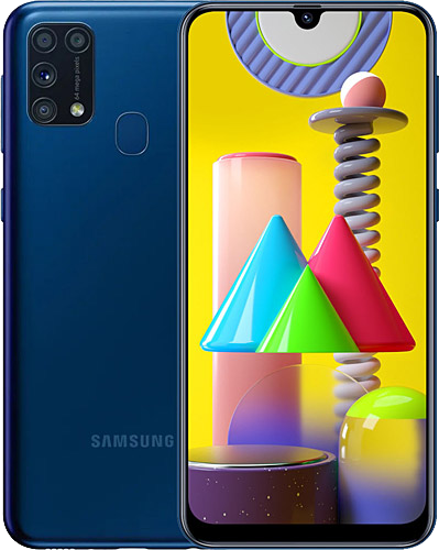 Samsung Galaxy M31 PNG Free