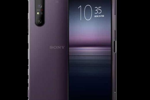 Sony Xperia 1 II PNG Free