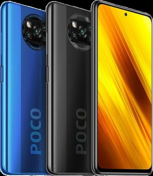 Xiaomi Poco X3 NFC PNG Free
