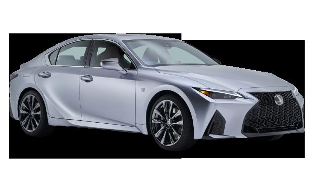 Lexus IS 2021 PNG Free