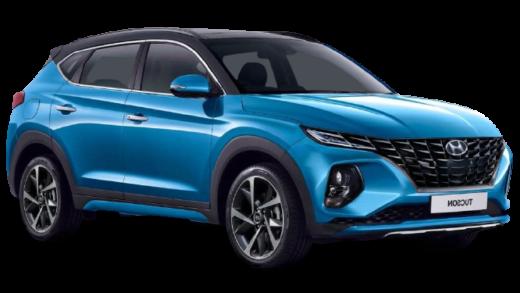 Hyundai Tucson 2021 PNG Free