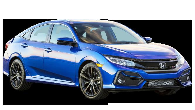 Honda Civic 2020 PNG Free