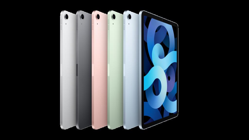 Apple iPad Air 4 PNG Free