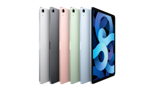 Apple iPad Air 4 PNG Free
