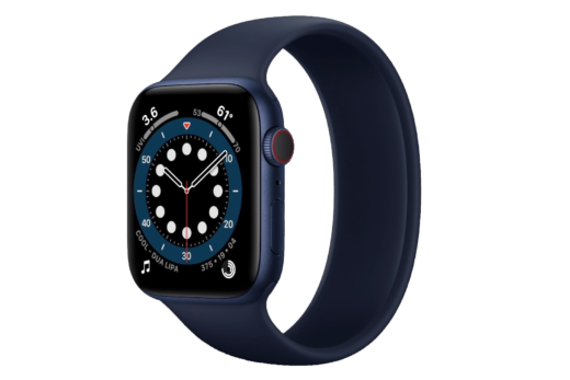 Apple Watch 6 PNG Free