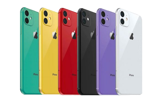 iPhone XR PNG Free
