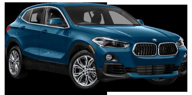 BMW X2 2021 PNG Free