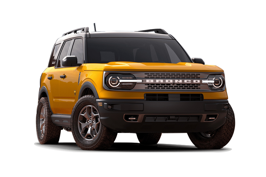 Ford Bronco 2021 PNG Free