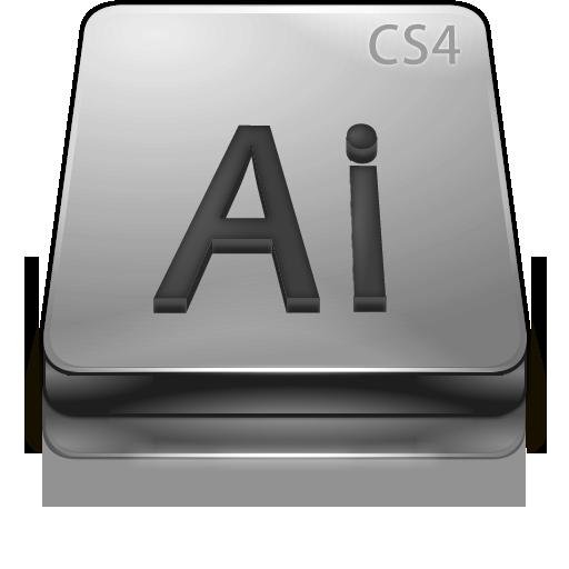 Adobe illustrator icon PNG Free