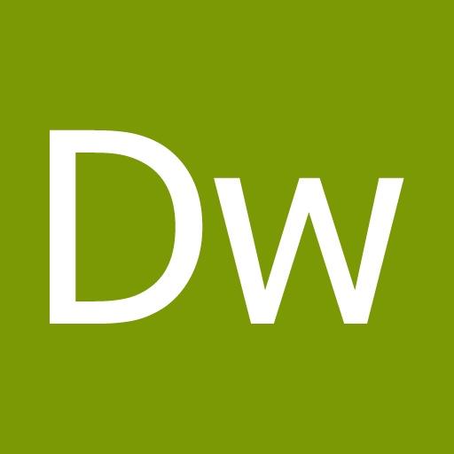 Adobe Dreamweaver icon PNG Free
