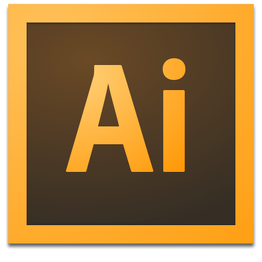 Adobe illustrator icon PNG Free