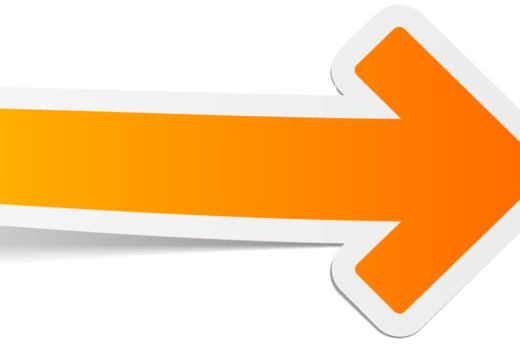Arrow Orange icon PNG Free