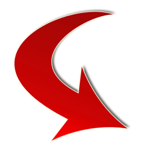 Arrow Red icon PNG Free