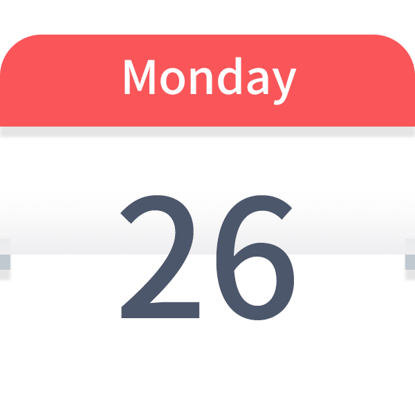 Calendar icon PNG Free