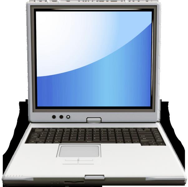 Laptop icon PNG Free