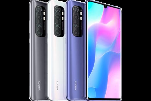 Xiaomi Note 10 Lite PNG Free