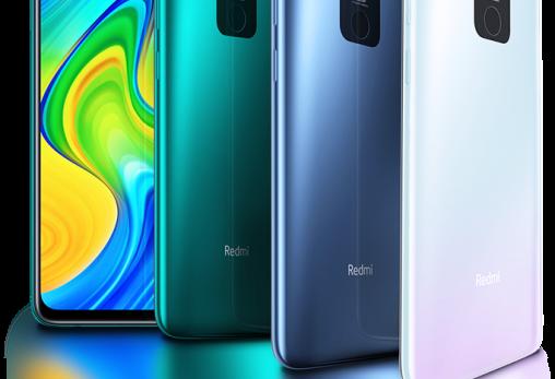 Xiaomi Redmi Note 9 PNG Free